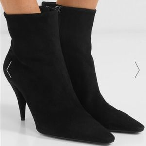 NEW YSL Kiki Suede Boot